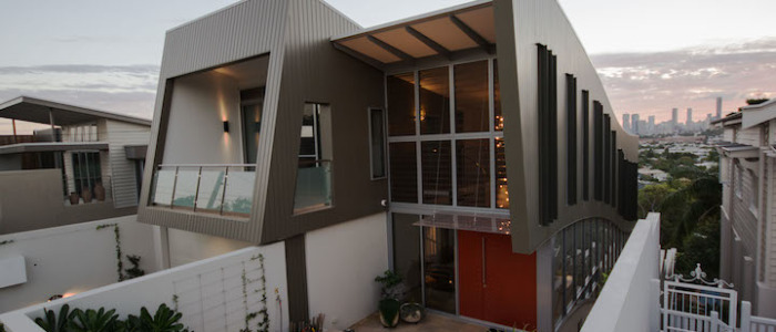 Bulimba House architect